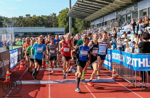 Köln Halbmarathon Strecke