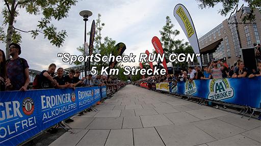 Sportscheck Stadtlauf Köln